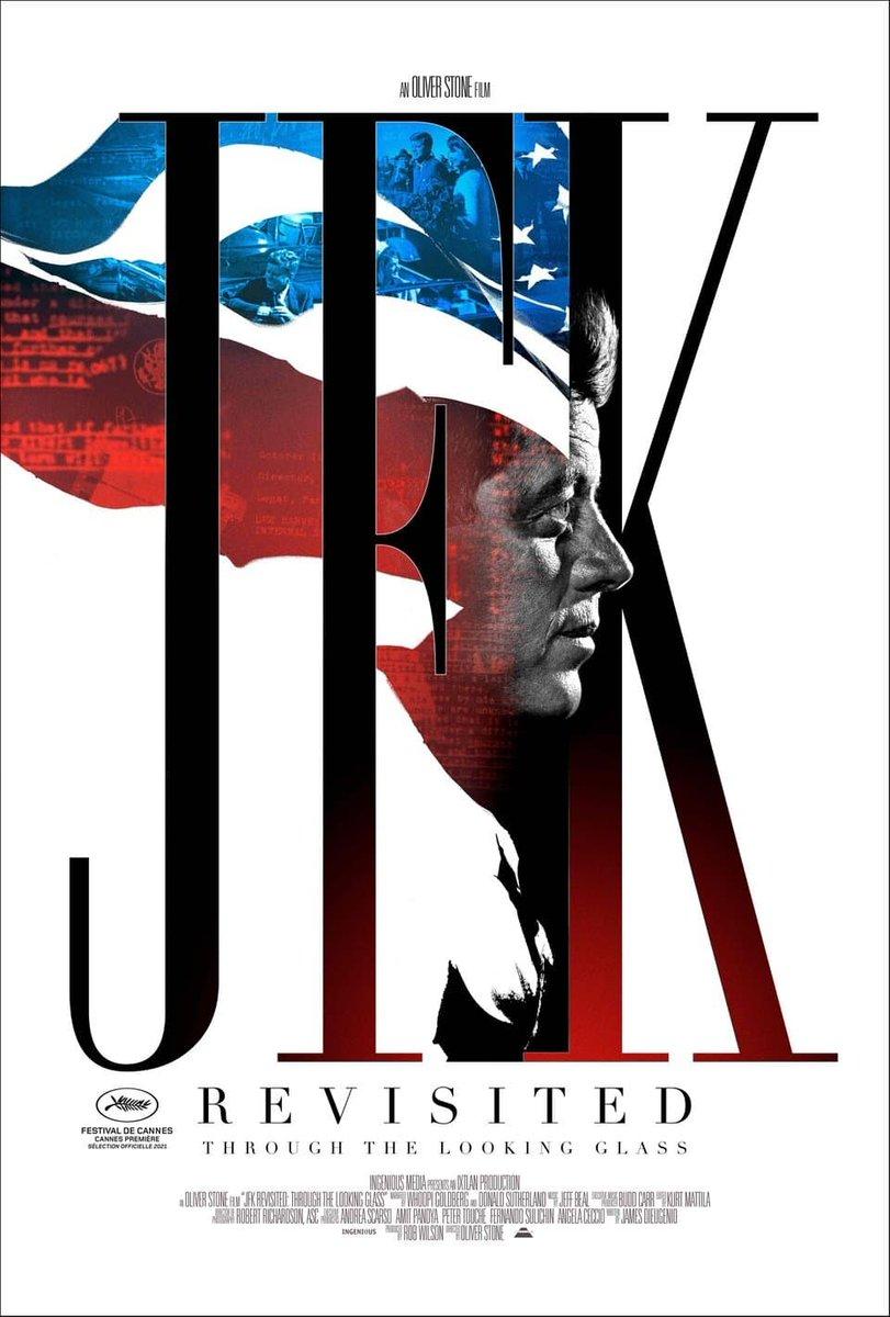 «La CIA a tué Kennedy»: le deuxième film d'Oliver Stone sur cette thèse à Cannes