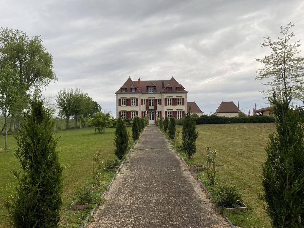 Bassussarry: François Jourdan fait revivre la belle propriété de Castanche