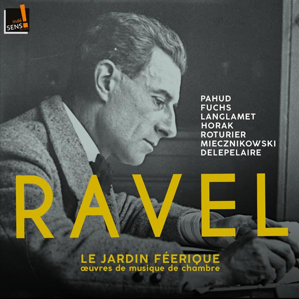 Solistes du Philharmonique de Berlin pour la musique de chambre de Ravel
