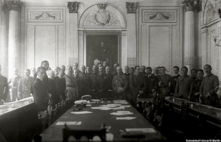 Il y a cent ans, Saint-Sébastien accueillait la Société des Nations, précurseur de l'ONU