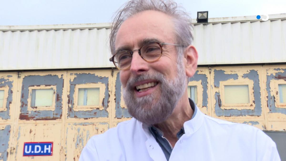 Le Professeur Jean-Marie Denis Malvy, médecin et prêtre