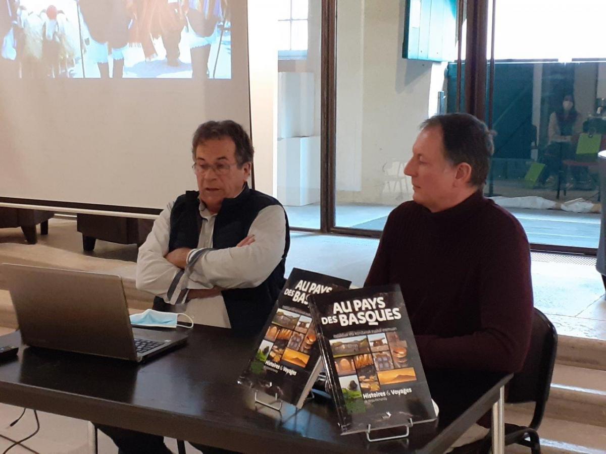 Vincent Ahetz-Etcheber, entreprenant éditeur basque