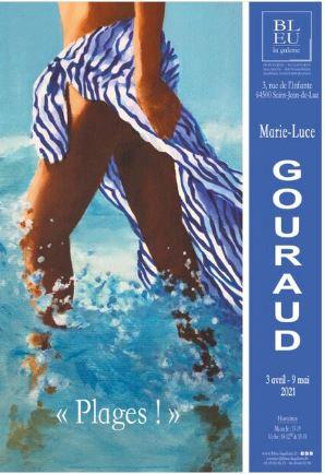 Le Bleu de Marie-Luce Gouraud : une plongée dans un bain de jouvence