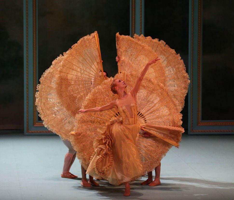 Les Estivales à Biarritz : « Marie-Antoinette » par le Ballet Malandain