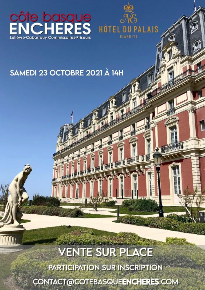 La Mémoire de l'Hôtel du Palais d'antan