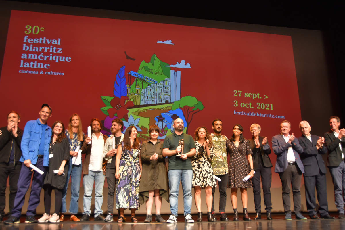 Festival Biarritz Amérique Latine : le palmarès