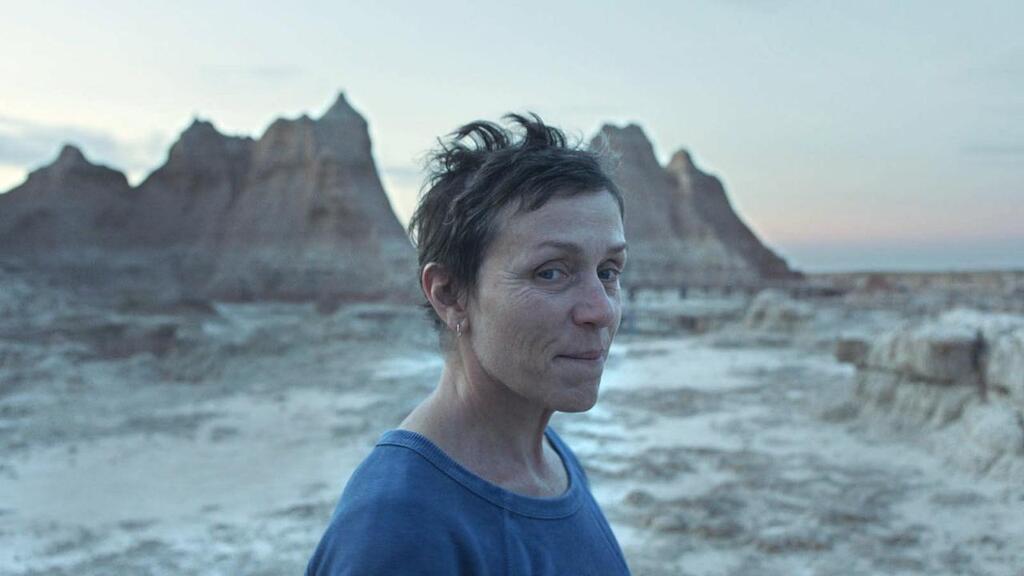Nomadland (108') Film américain de Chloé Zhao