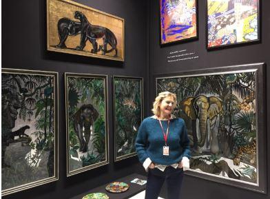Erika Sellier : les facettes créatives d'une carrière artistique en crescendo