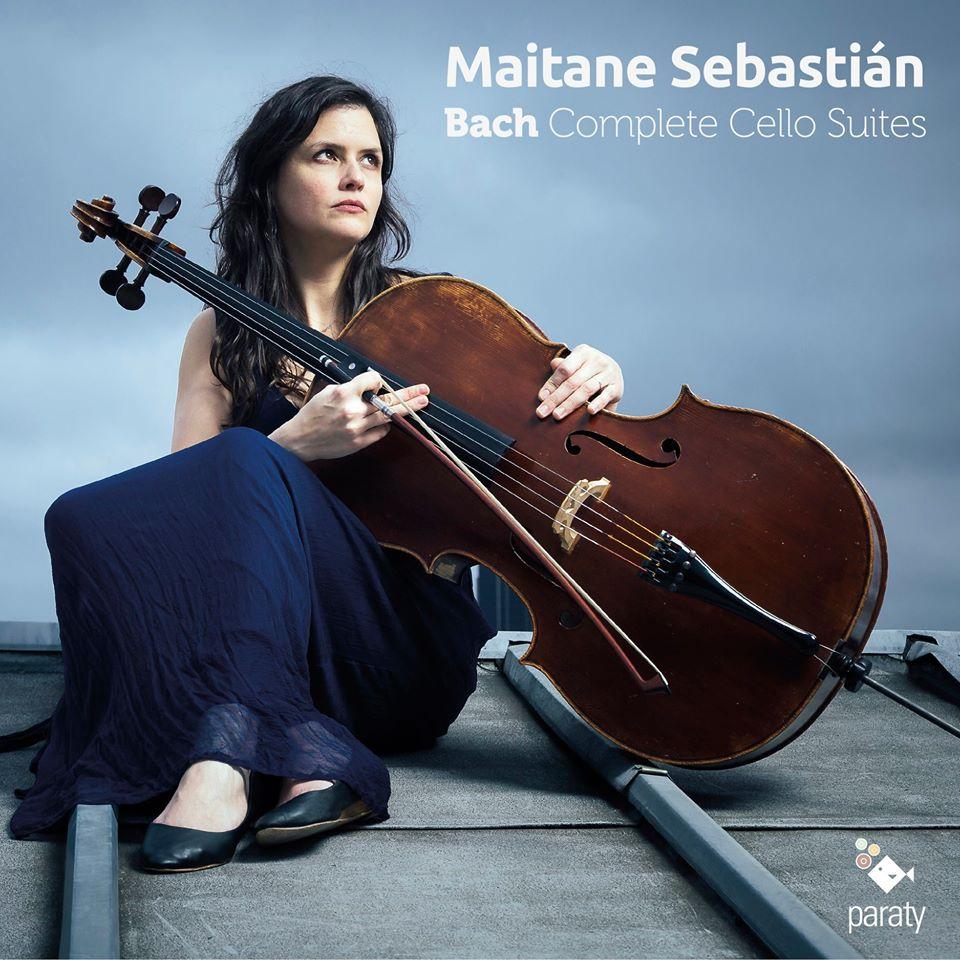 Couleurs & spiritualité dans le CD des Suites de Bach pour violoncelle par M. Sebastián