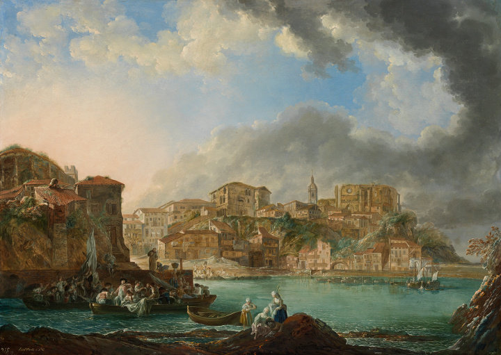 Vue de Bermeo par Luis Panet 1783.jpeg