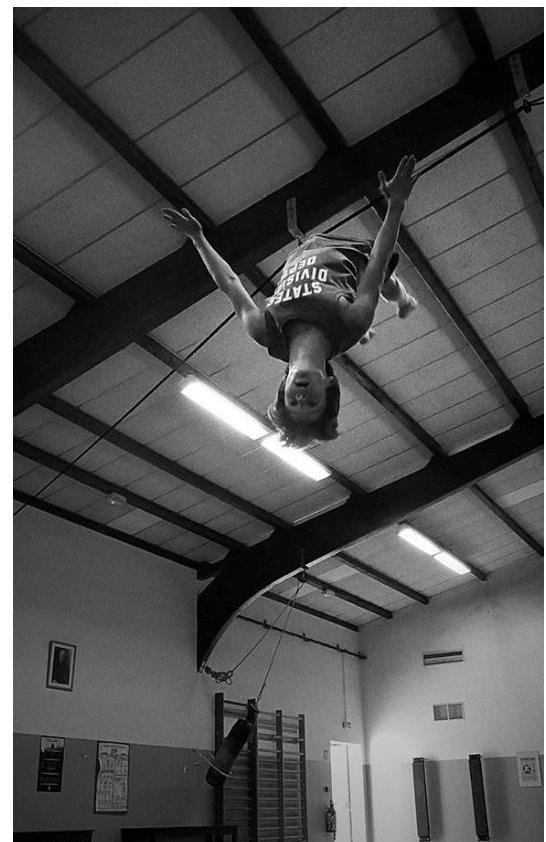 Hendaye: les arts du cirque, c'est du sérieux