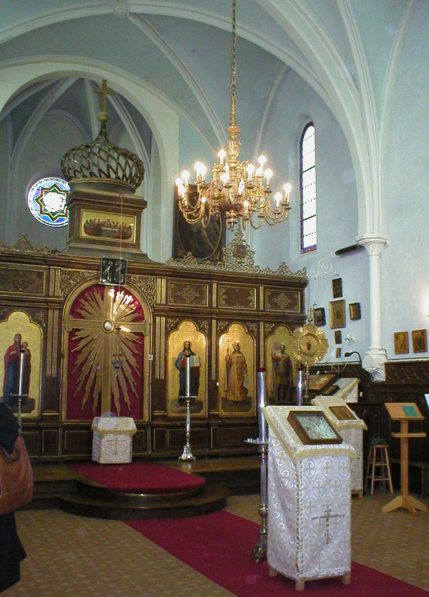 Eglise orthodoxe: la tentation de l'iconoclasme et la tradition des icônes