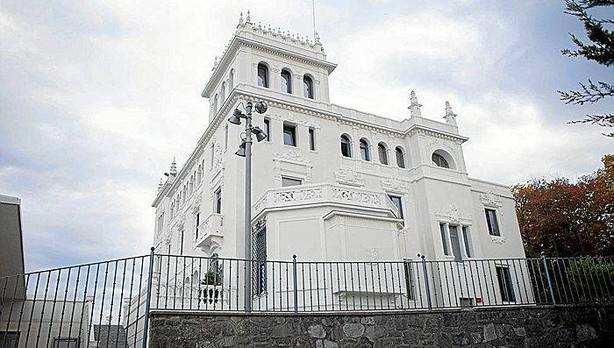 Le palais Aldama de Saint- Sébastien s'inscrit dans l'histoire !