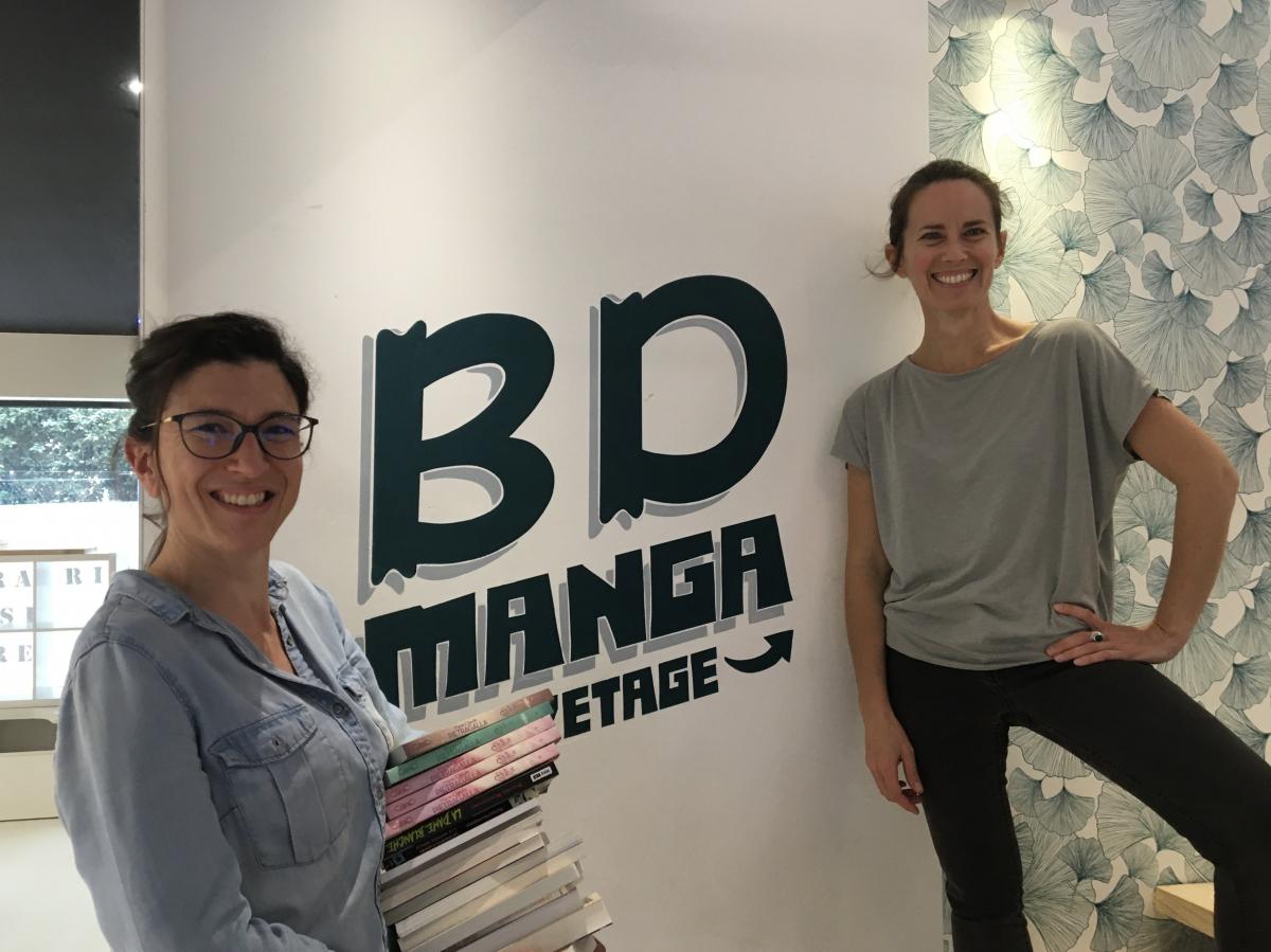 Biarritz : un nouveau Bookstore pour la jeunesse