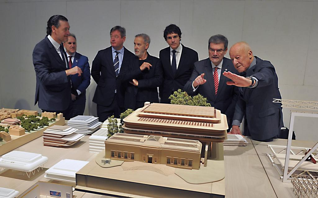 L'avenir du musée Bellas Artes de Bilbao
