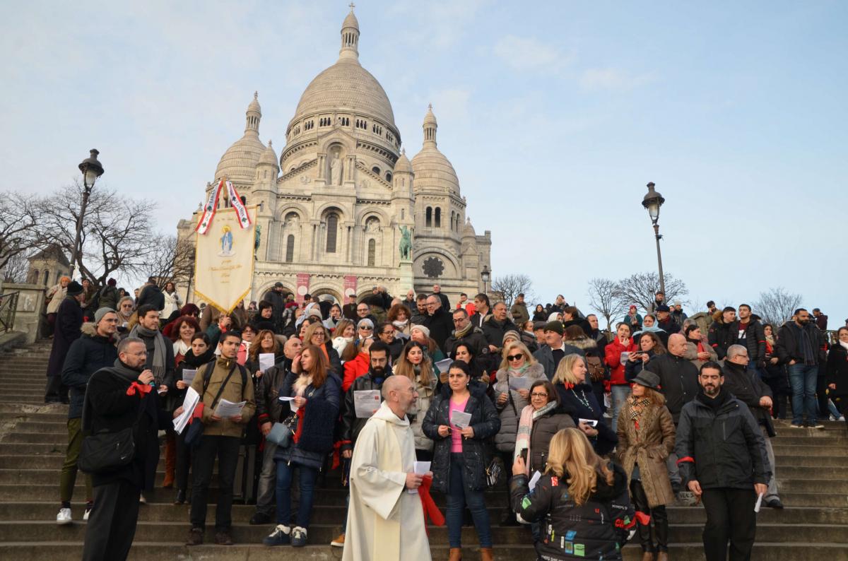 Montmartre : la basilique du Sacré-Coeur protégée par l'Etat