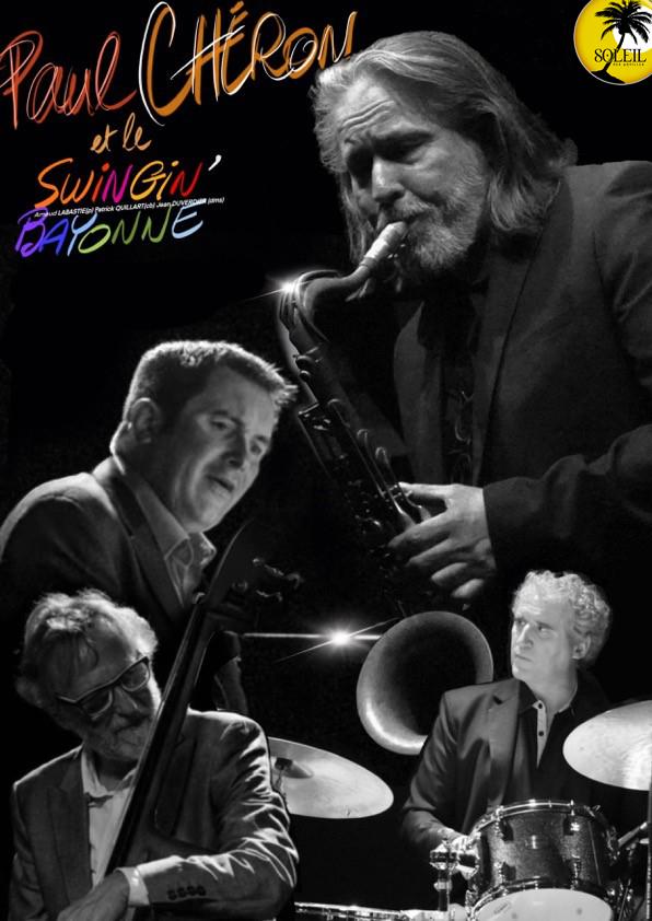 Bidart: annulé, le concert de jazz au Soleil des Antilles avec Paul Chéron et le Swingin'Bayonne