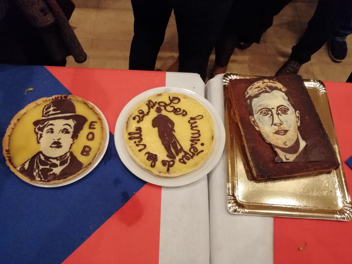 Yves & Chaplin tartes.jpg