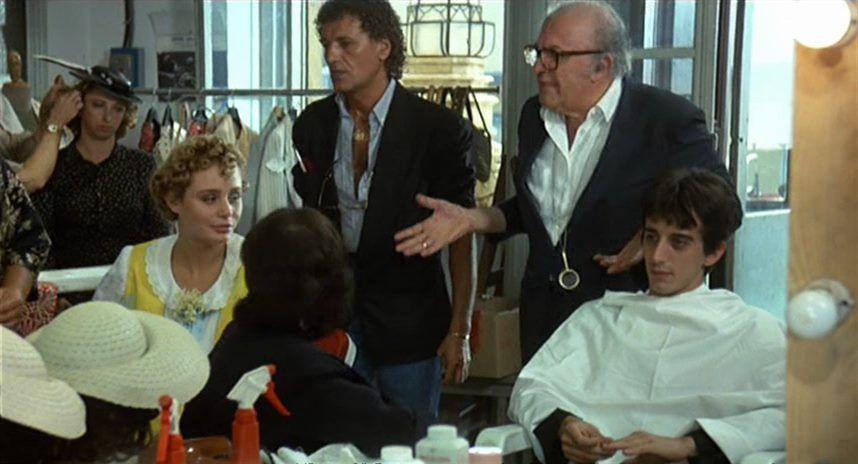 zCinéma1 Sergio Rubini en Federico Fellini in Intervista. 1987. Regie Federico Fellini.jpg