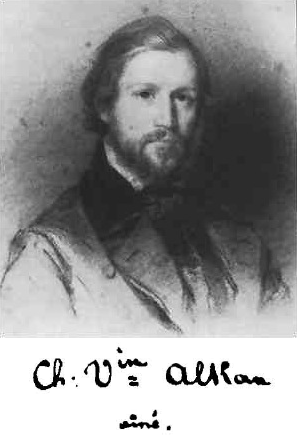 Charles-Valentin Alkan, «le Berlioz du piano»