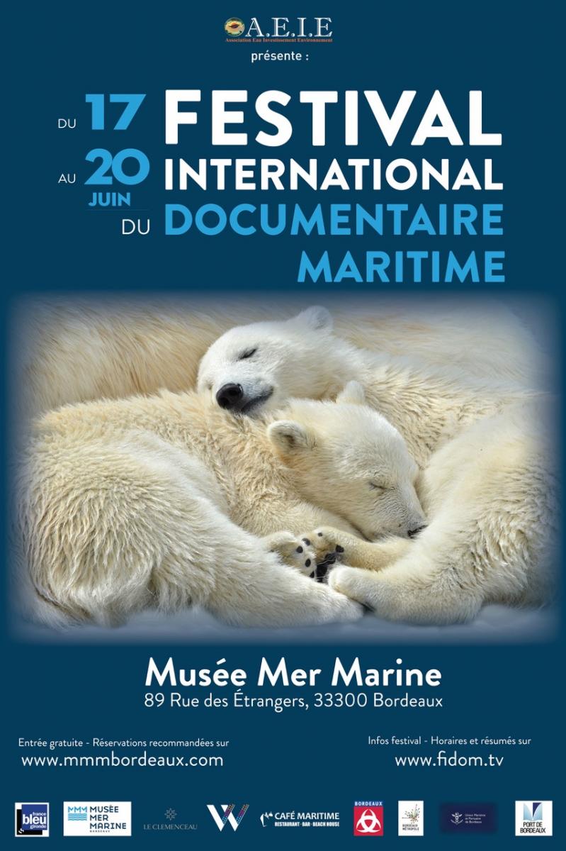 Bordeaux : le Festival International du Documentaire Maritime