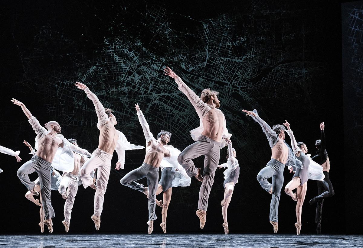 """Le beau succès du """"Temps d'Aimer la danse"""" à Biarritz"""