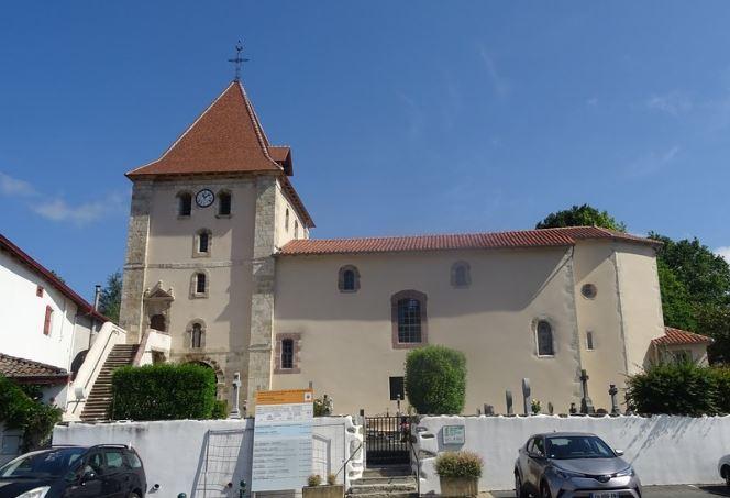 Louhossoa : l'église de l'Assomption restaurée a retrouvé sa lumière