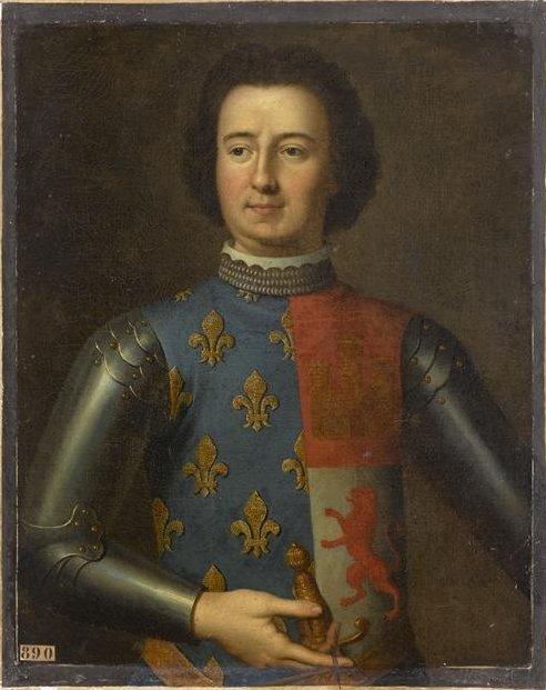 Louis de La Cerda, un amiral de France à Talmont