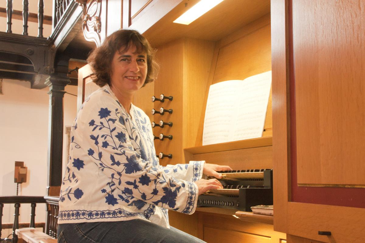 Hendaye: Susana Rallo à l'orgue de Saint-Vincent mardi prochain