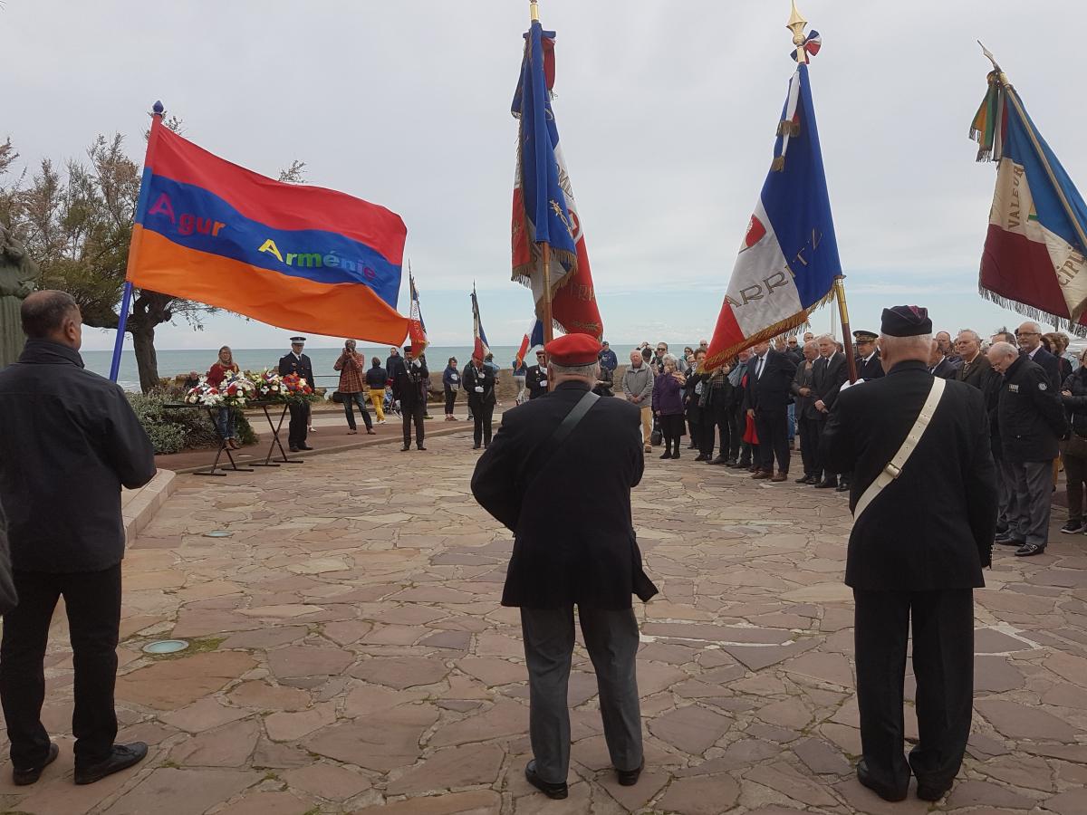 Biarritz: commémoration du Génocide des Arméniens samedi 24 avril