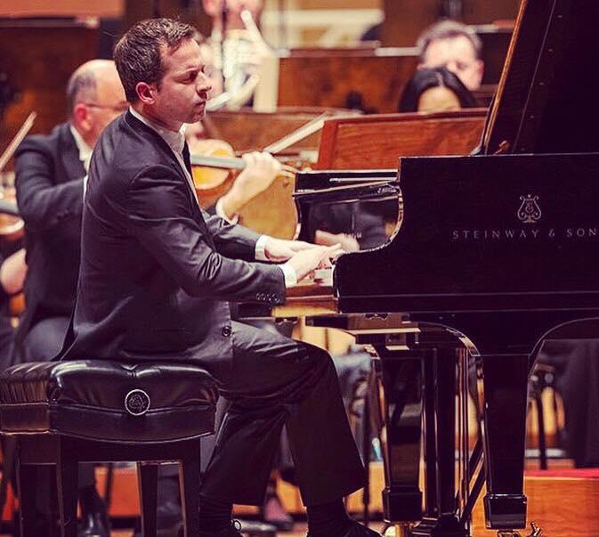 Bertrand Chamayou rejoint l'équipe du Festival-Académie Ravel
