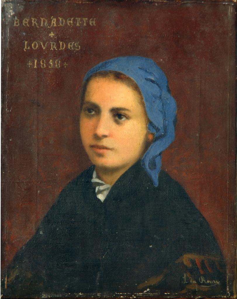 Lourdes: le 11 février 1858, 1ère apparition à sainte Bernadette Soubirous, fêtée le 18 février