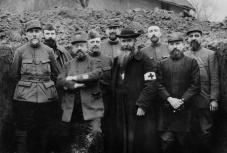Le Père Chibas-Lassale et les moines de Belloc dans la Grande Guerre