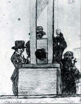 La peine capitale par Goya.JPG