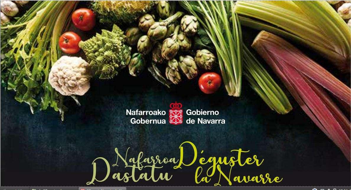 Gastronomie basque : pommes & cidre, bière et gourmandises navarraises, une riche actualité
