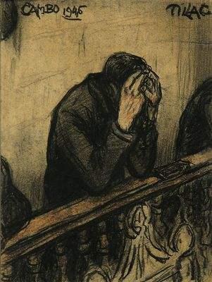 La prière par Tillac (1946)
