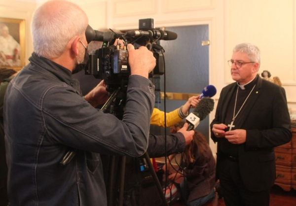 Lettre à tous les diocésains de Mgr Marc Aillet, évêque de Bayonne