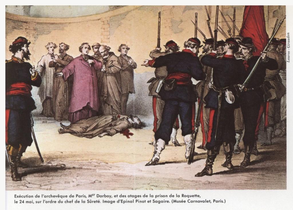 La Commune de Paris et l'assassinat de Mgr Darboy