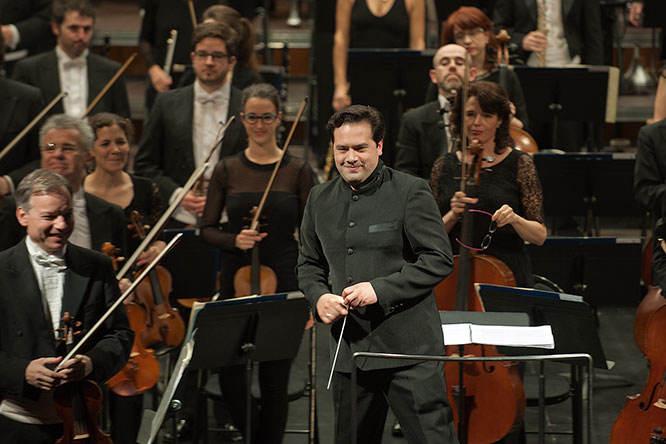 Roberto Treviño dirigera l'Orchestre d'Euskadi à Saint-Jean-de-Luz