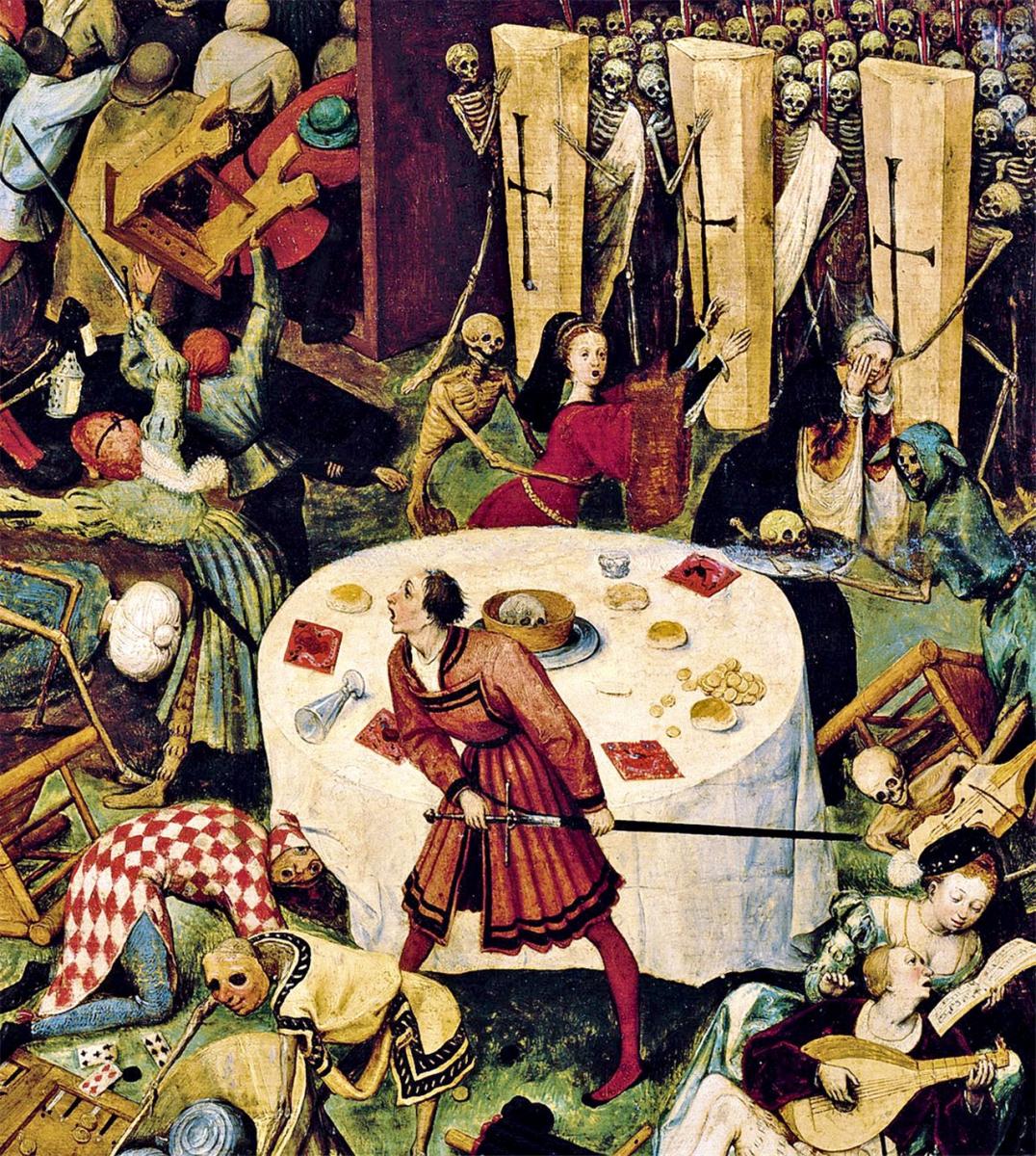 Quand les épidémies de peste décimaient le royaume de Navarre