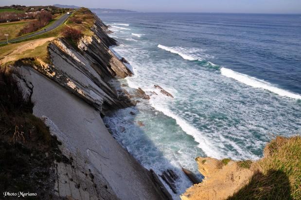 Côte basque, un littoral en mouvement