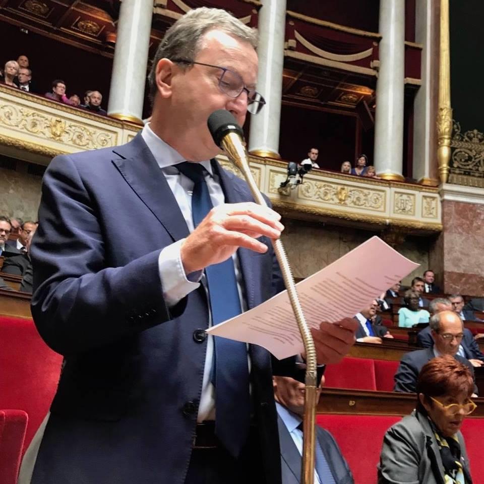 Après Max Brisson au Sénat, Vincent Bru défendra nos langues à l'Assemblée Nationale