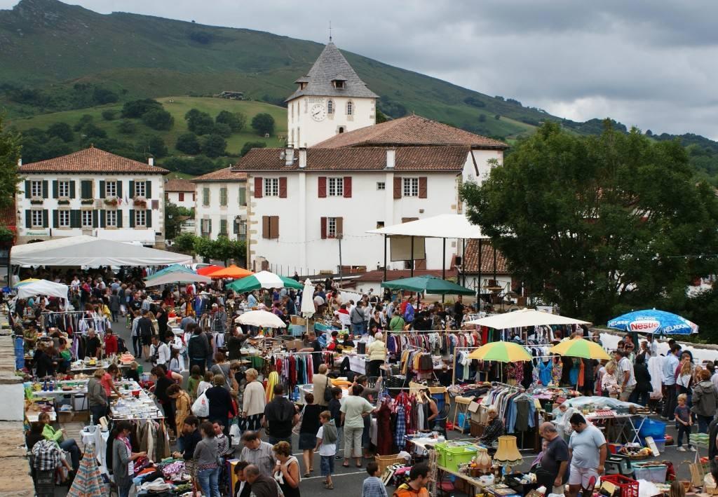 Sare : 7ème édition de la Fiesta des brocs