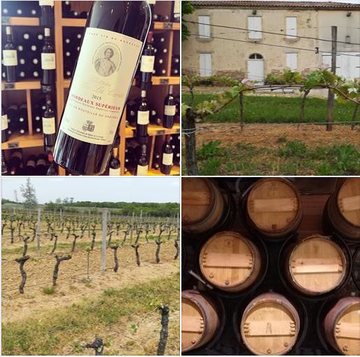 Le vin château Miller La Cerda réjouira votre confinement !