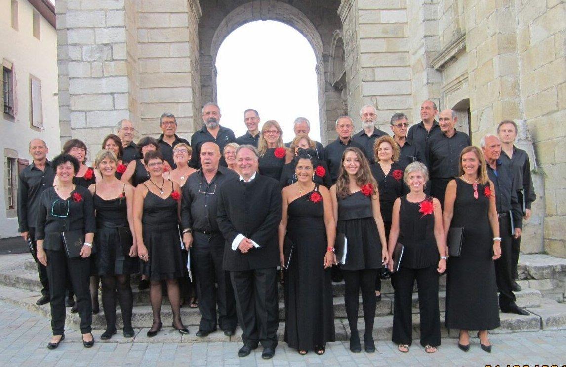 Le Coro Ametsa à la cathédrale de Bayonne ce samedi 19 septembre