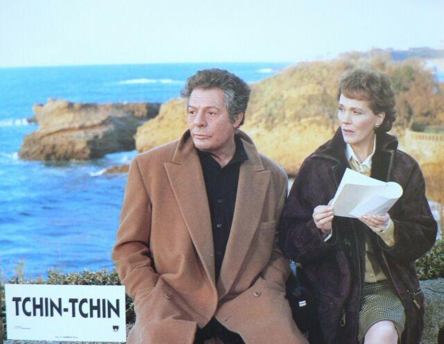 Il y a 30 ans à Biarritz: Marcello Mastroïanni et Julie Andrews au Miramar