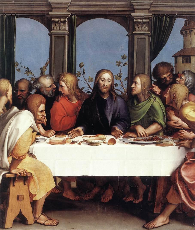 La présence réelle du Christ dans l'Eucharistie