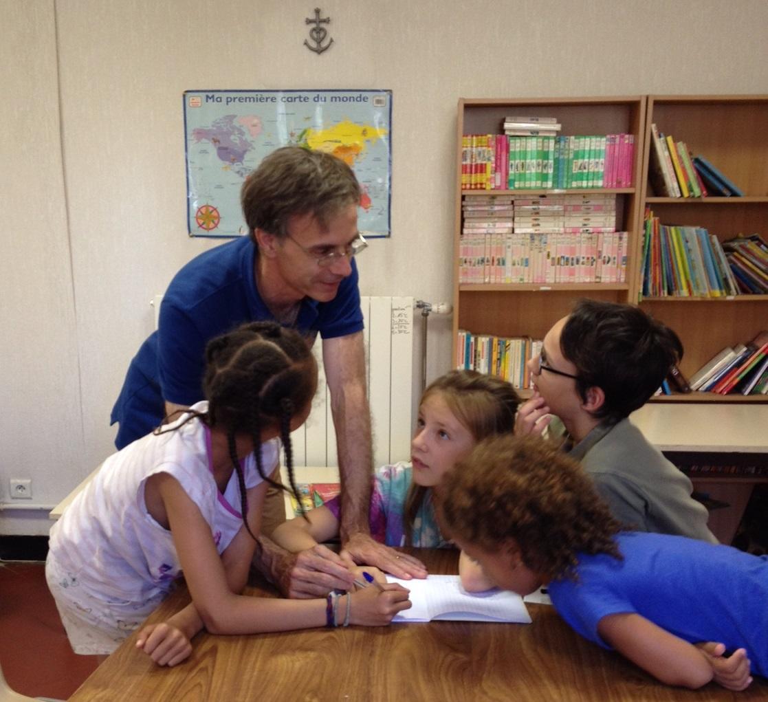 Frédéric Prat, nouveau directeur pour le cours Cestac
