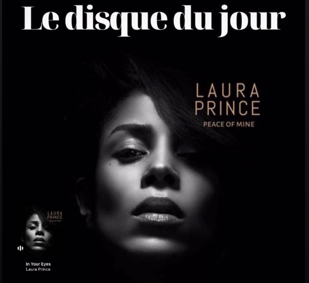 « Peace of Mine » de Laura Prince par Michel d'Arcangues