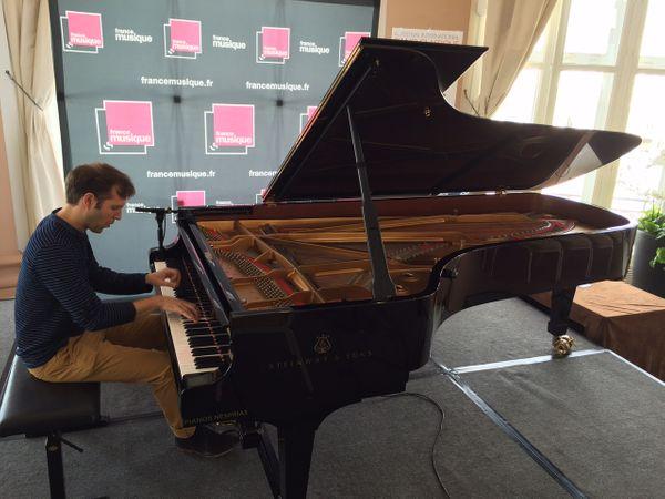 Le Biarritz Piano Festivalde retourjusqu'au13 août!